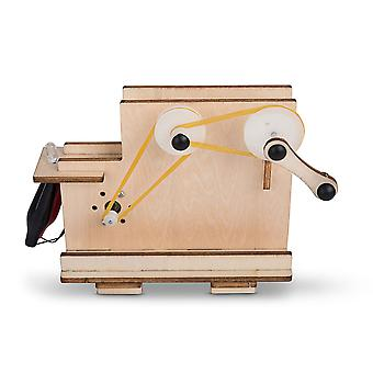 Heebie Jeebies Wood Kit Generator