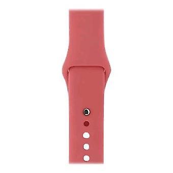 Apple 42mm camellia sport strap