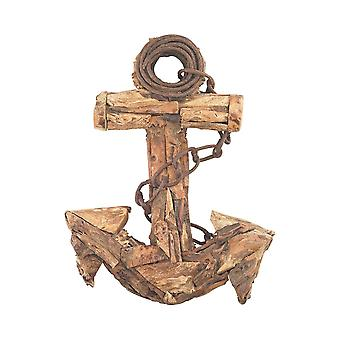 Islamorada 23-inch driftwood anchor
