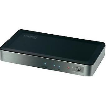 2 ports HDMI splitter Digitus DS-41300 3D playback mode