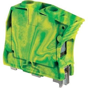 PG terminal 16 mm Screws Configuration: Terre Green-yellow ABB 1SNK 516 150 R0000 1 pc(s)