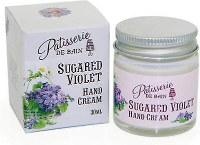 Rose & Co. Sugared Violet Hand Cream 2012