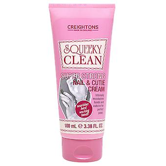 Creightons Squeeky Clean Super Strong Nail & Cutie Cream 100ml