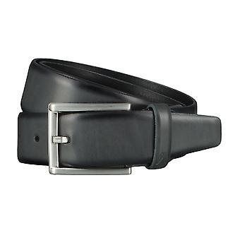 ALBERTO new classic belts men's belts leather belt grey 4611