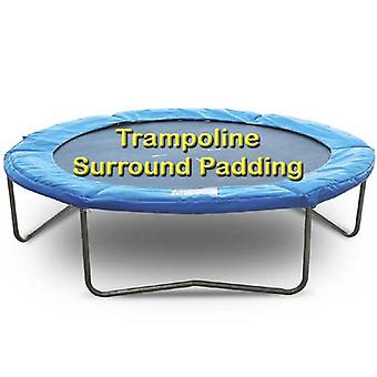 Blå 8 ft udskiftning trampolin Surround Pad