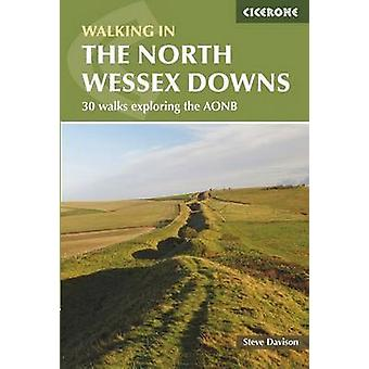 Walking in the North Wessex Downs by Steve Davison