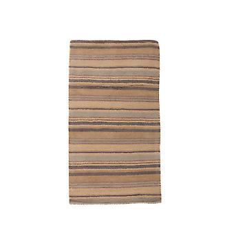 Costal Stripe Modern Wool Rug Cavoni