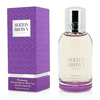 Molton Brown Blossoming Honeysuckle & White Tea Eau De Toilette Spray 50ml/1.7oz