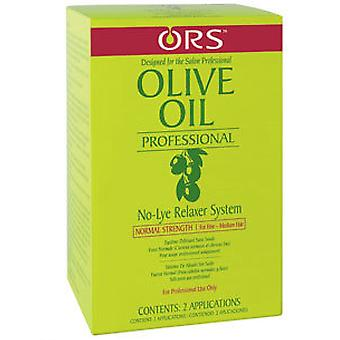 ORS olivenolie Ors olivenolie No-lud Prof. Super Twin Pack