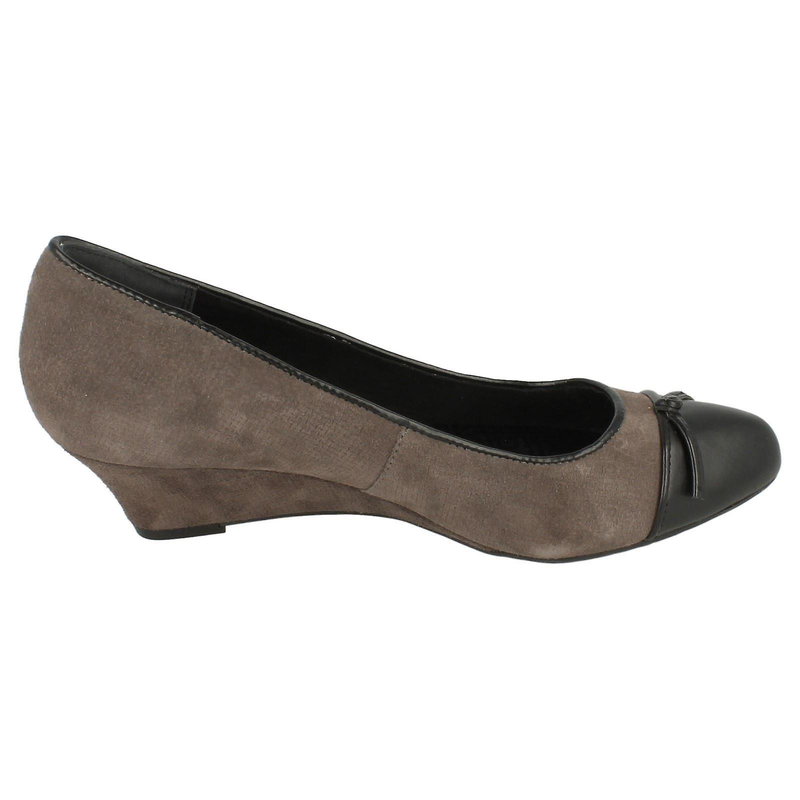 Dame Rockport Smart Casual kilet Ballerina - størrelse 3,5