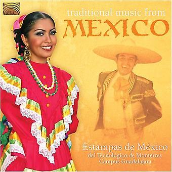 Estampas De Mexico, Del Tecnologico De M - importazione di musica tradizionale dal Messico [CD] USA