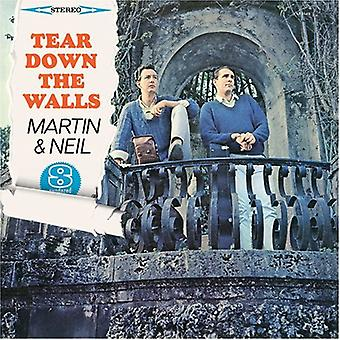 Neil/Martin - Tear Down the Walls [Vinyl] USA import