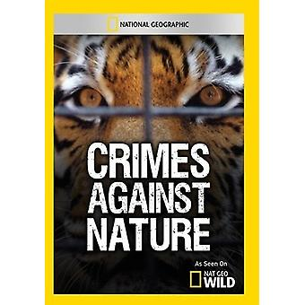 Crimes Against Nature [DVD] USA import
