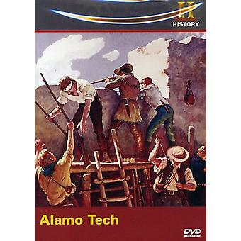 Alamo-Tech [DVD] USA import