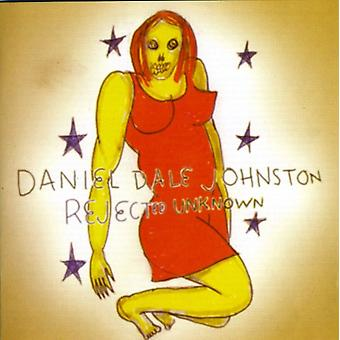 Daniel Johnston - afvist ukendt [CD] USA import