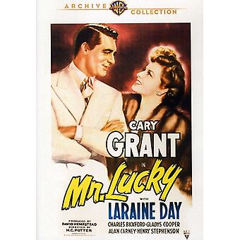 Mr. Lucky [DVD] USA import