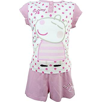 Girls Peppa Pig Pyjamas Set – In The Box