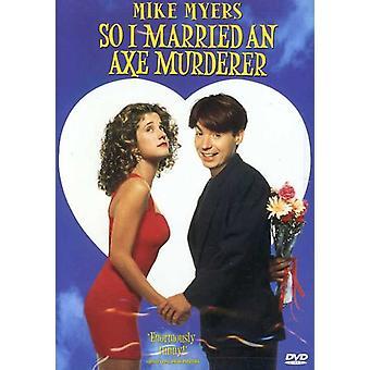Così ho sposato un'importazione USA Axe Murderer [DVD]