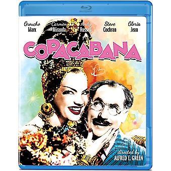 Copacabana (1947) importer des USA [BLU-RAY]