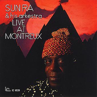 Sun Ra & hans Arkestra - Live i Montreux [CD] USA import