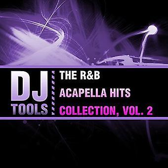 DJ Tools - R&B Acapella Hits Collection 2 [CD] USA import