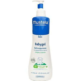 Mustela Mustela Babygel 750Ml (Children , Cosmetics , Body lotions)