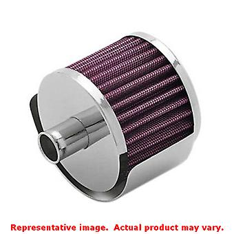 K&N Universal Filter - Crankcase Vent Filters 62-1410 None Fits:UNIVERSAL 0 - 0