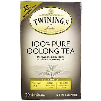 Twinings Londen 100% zuivere Oolong thee