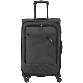 Travelite Derby cabins 4-roller soft luggage trolley S 55 cm 2,4 kg