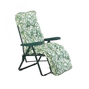 Glendale Cotswold Leaf Cushioned Relaxer Chair