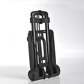 Cart foldable luggage up to 30 kg. (Trolley De-Luxe)