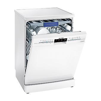 Siemens SN236W00MG A++ Rated iQ300 60cm Freestanding Dishwasher, White