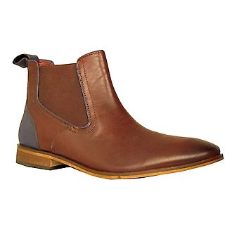 Paul O'Donnell Mens Boot Phoenix Brown