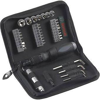 DIYers Tool kit with bag 38-piece Bosch Accessories
