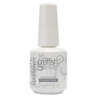 Gelish Soak-Off Nail Polish Foundation Soak-Off Base Gel