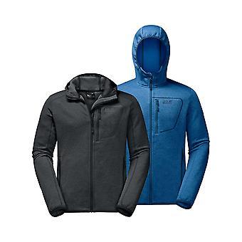 Jack Wolfskin Mens Skyland Hooded Fleece Jacket