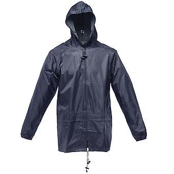 Regatta Mens Stormbreak comfortabele waterdicht lichtgewicht regen jas jassen