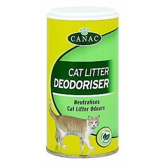 Canac Cat Litter Deodoriser, 6 packs of 200 g