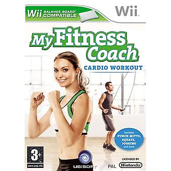 Mein Fitness-Coach Cardio Workout (Wii)
