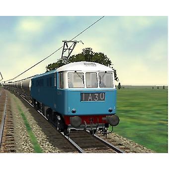 Brände und Drähte Add-on für MS Train Simulator (PC-CD)