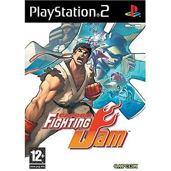 Capcom Fighting Jam (PS2)