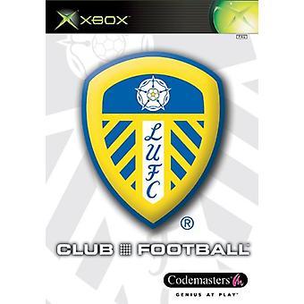 Club fotboll Leeds United
