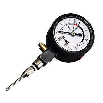 DERBY STAR of analog air pressure gauge