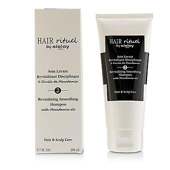 Sisley hår Rituel av Sisley Revitalizing utslätande schampo Macadamia Olja - 200ml/6,7 oz