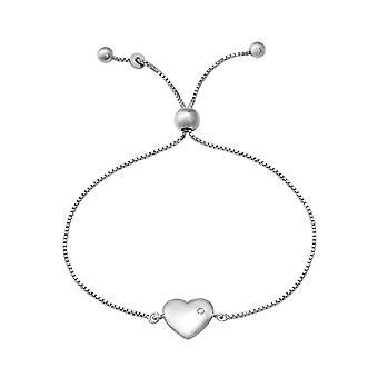 Hart - 925 Sterling zilveren ketting armbanden - W37474X