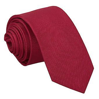 Tango røde Panama silke slank slips