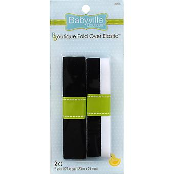 Babyville Boutique Fold-Over Elastic 1