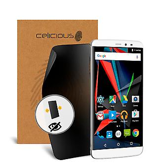 Celicious Privacy 2-Way Visual Black Out Screen Protector for Archos Diamond Note 2