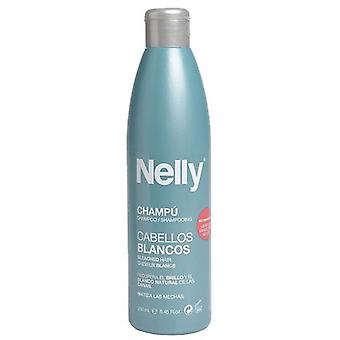 Nelly Shampoo for white hair 250 ml (Hygiene and health , Shower and bath gel , Shampoos)