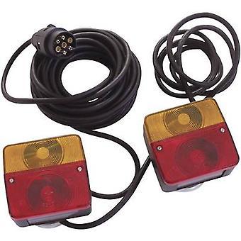 Bulb Lighting set Turn signal, Brake light, Number plate light, Tail light rea